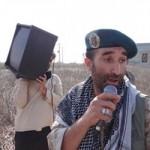 فیلم منتشر نشده از شهید مدافع حرم حاج عباس عبدالهی
