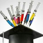 گرافیک/تزریق سم به دانشگاه ها