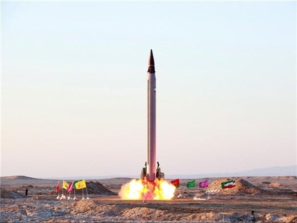 آزمایش جدیدترین موشک دوربرد بالستیک ایران با نام «عماد» +عکس