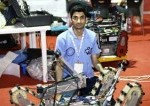 کارشناسان تیم رباتیک دانشگاه ولیعصر به مصاف phdها می روند