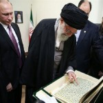 بازتاب گسترده دیدار پوتین با رهبر انقلاب در رسانههای بینالمللی