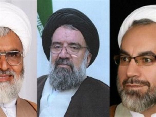 سید احمد خاتمی ؛ بهرامی و علیمرادی نمایندگان مردم کرمان در خبرگان رهبری