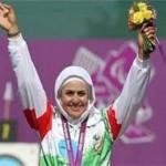 قرارداد مس کرمان با پرچمدار المپیک ایران