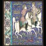 فروش سه قالی نفیس کرمانی در حراجی کریستی لندن هر کدام به ارزش ۶۴ میلیارد ریال