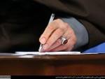 پیام تسلیت مقام معظم رهبری در پی درگذشت همسر شهید بابایی