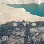 نجات کوهنوردان از کوههای سد نساءبم / یک نفر بر اثر سقوط جان باخت