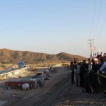 آغاز عملیات اجرایی فاز دوم طولانیترین تونل انتقال آب خاورمیانه/اشتغالزایی تعداد ۱۹۰ نیروی بومی در پروژه
