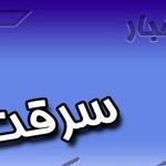 دستگیری دو سارق حرفه ای در رابر