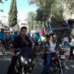 درخشش دوچرخه سواران رابری در جام شهید احسان شعبانی