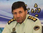 """شعار هفته ناجا """"همه با هم برای امنیت و آرامش"""" در سال جاری"""