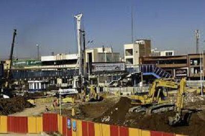 قرارگاه سازندگی خاتم الانبیاء بدون دریافت پول کار را آغاز کرد/افتتاح پروژه میدان آزادی کرمان در ۲۲ بهمن ماه سال جاری