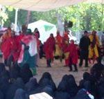 عزاداری جوارانی ها با حضور سردار سلیمانی وآئین هایی با قدمتی چند صد ساله