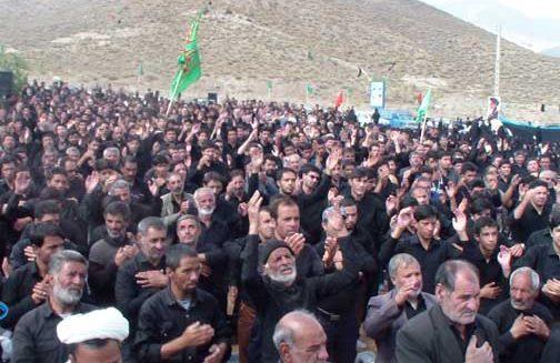 گزارش تصویری دومین یادواره ۳۴شهیدوالامقام دهستان سیه بنوئیه رابر