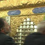 برگزاری مراسم غبار روبی آستان مقدس امامزاده سید مرتضی رابر