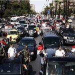 خوشحالی مردم «حلب» در آستانه آزادسازی کامل شهر