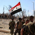 «حلب» از لوث وجود تروریستها پاکسازی و آزاد شد