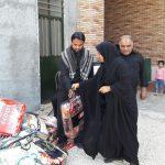 مادری که رخت دامادی فرزندشهیدش را تقدیم مدافعان حرم کرد/جمع آوری کمک های مردمی به جبهه مقاومت در پارسیان