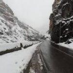 تمام جاده های مواصلاتی استان باز است /در مناطق مسکونی خسارتی ایجاد نشده است