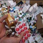 کشف ۵۰۰ میلیون ریال داروی غیرمجاز در کرمان