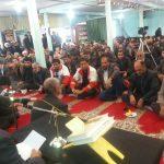 رابریها در سوگ یار دیرین امام و رهبری نشستند/تصاویر