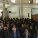 مراسم ترحیم آیت الله هاشمی رفسنجانی در هنزاء/تصاویر