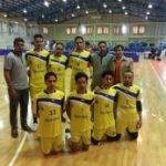 سپک تاکرای کرمان بر سکوی سوم مسابقات کشوری ایستاد
