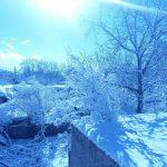 بارش ۲۰سانتی متری  برف در شهرستان رابر