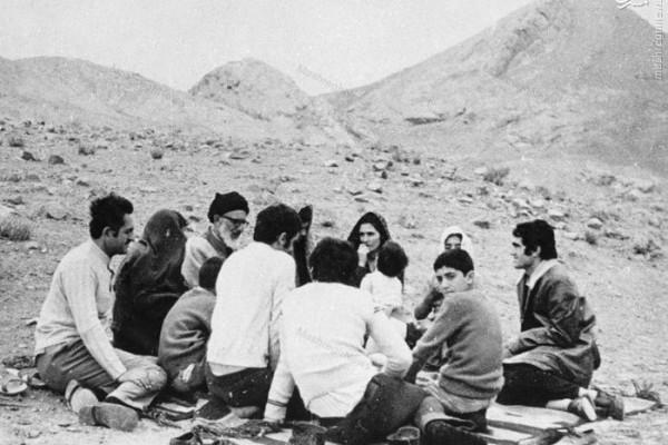 بازخوانی مبارزات انقلابی آیت الله طالقانی در شهرستان بافت
