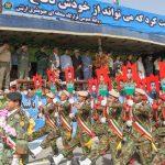 اقتدارنیروهای مسلح ارتش در کرمان/تصاویر
