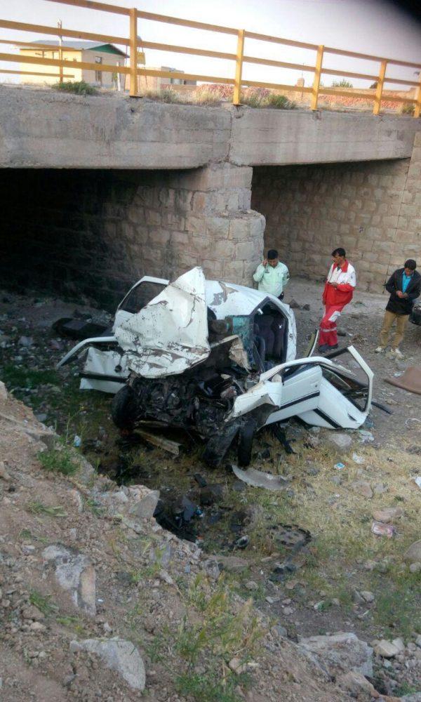 تصادفات جادهای ۵ روز گذشته در رابر۳ کشته به جای گذاشت