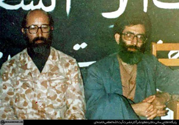 روایت رهبر انقلاب از مجاهدی که در همه جا یک خط را تعقیب میکرد