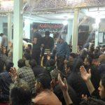 شب زنده داری قدر و سوگواری شهادت امام علی (ع) درشهرستان رابر/تصاویر