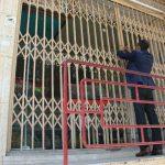 پلمب ۴مرکز تهیه و توزیع مواد غذایی در شهرستان رابر