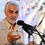 نظر حاج قاسم سلیمانی درباره حمله موشکی سپاه به تروریستها +فیلم