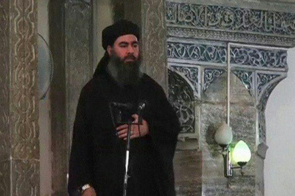 شبکه عراقی: داعش در تلعفر مرگ بغدادی را تأیید کرده است
