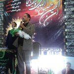 همایش شیرخوارگان حسینی در سیه بنوئیه رابر برگزار شد