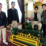 دانش آموزان رابری موفق به ساخت ۴ دستگاه در عرصه اقتصاد کشاورزی شدند