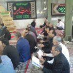 برگزاری مراسم پرفیض دعای ندبه به یاد شهید «محسن حججی» در مهدیه صاحب الزمان رابر