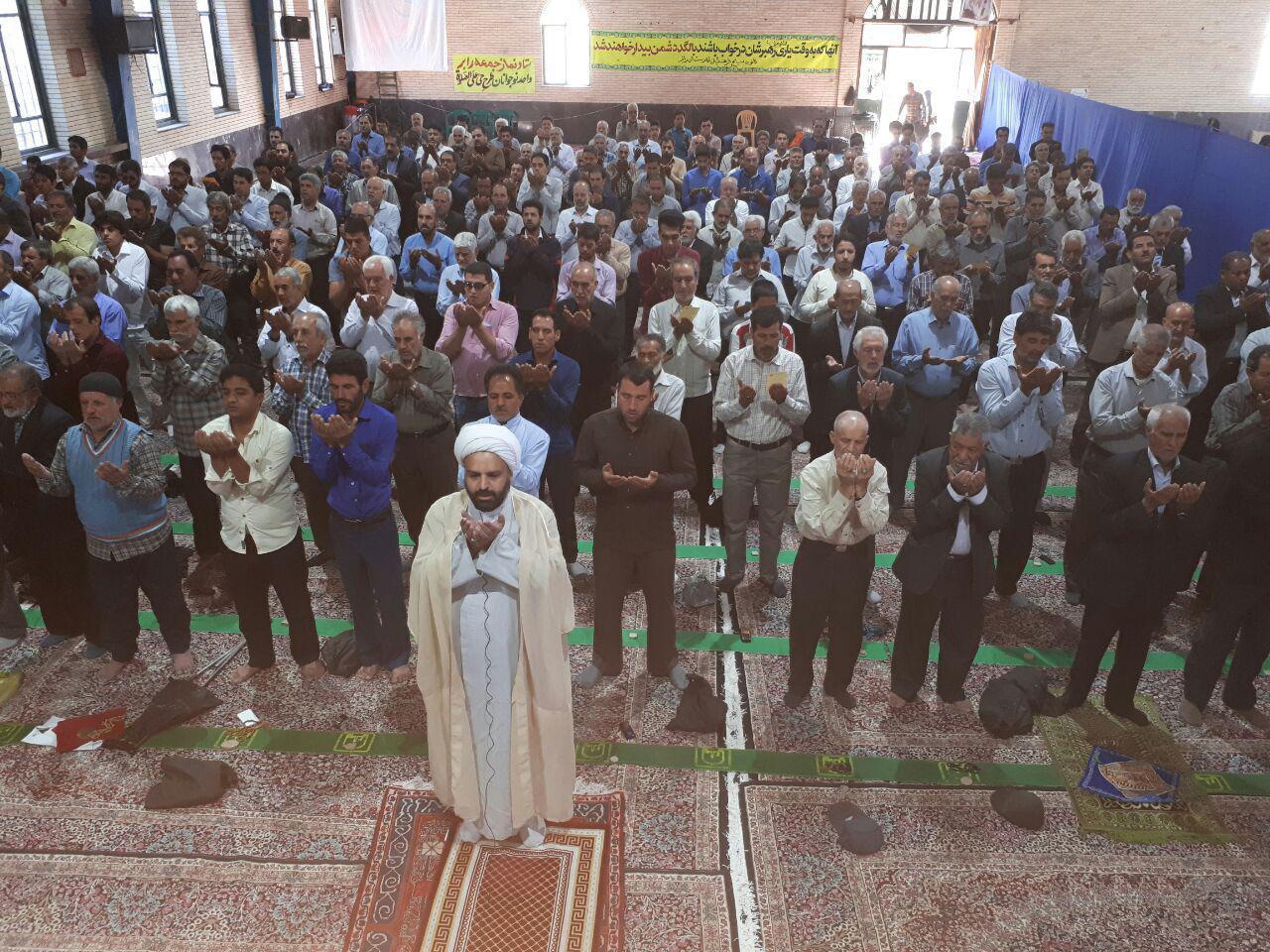 دستان بندگی رابریها در روز قدردانی بزرگ الهی آسمانی شد /تصاویر