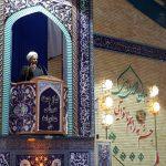 پیام عاشورا غیرت دینی است/موکبی در کربلا به نام شهدای شهرستان رابر برپا شده است
