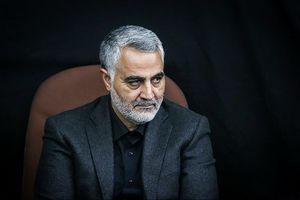 قاسم سلیمانی وزیر خارجه دوم ایران است +عکس و فیلم
