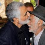 پدر سردار عاشورایی شهید محمود آقاملایی آسمانی شد