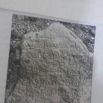 قدیمی ترین کتیبه موجود در گنبد جبلیه مربوط به ارتفاعات آبدر اشکان رابر است