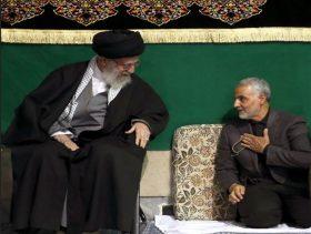 رهبر انقلاب درگذشت پدر سردار حاج قاسم سلیمانی را تسلیت گفتند