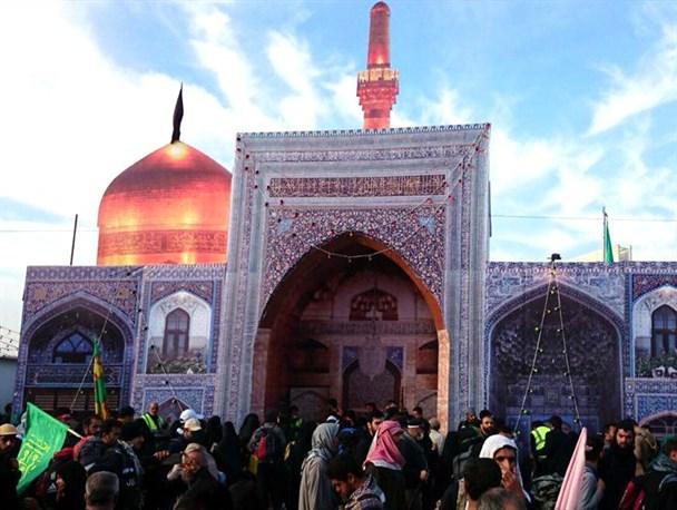 خدماترسانی موکب بینالمللی امام رضا (ع) با حضور ۱۲۰ مترجم در حوزه تبیین و ترویج فرهنگ شیعی