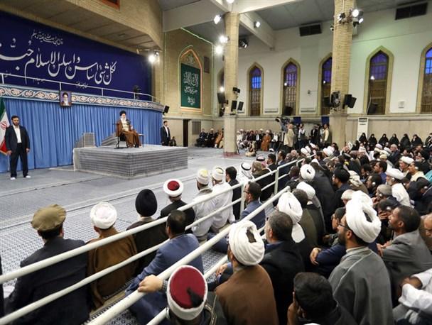 ایران در هر جایی که برای مقابله با کفر و استکبار نیاز به حضور باشد کمک خواهد کرد/ وحدت امت اسلامی اوجب واجبات است