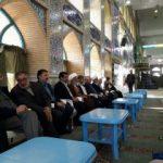 مراسم ترحیم پدر بزرگوار سردار حاج قاسم سلیمانی در کرمان برگزار شد
