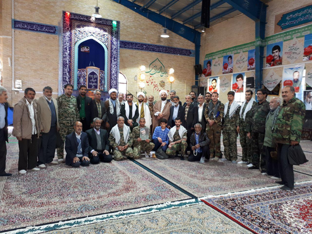 شادی مردم زادگاه سردار سلیمانی از پایان فتنه داعش به روایت تصویر