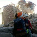 تعهد سپاه رابر برای اسکان ۵ خانواده زلزلهزده کرمانشاهی