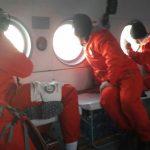پرواز نافرجام بر فراز ارتفاعات رابر برای یافتن فرد گمشده